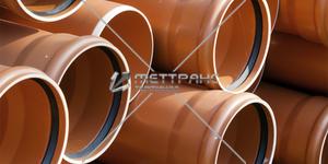 Труба НПВХ 125 мм